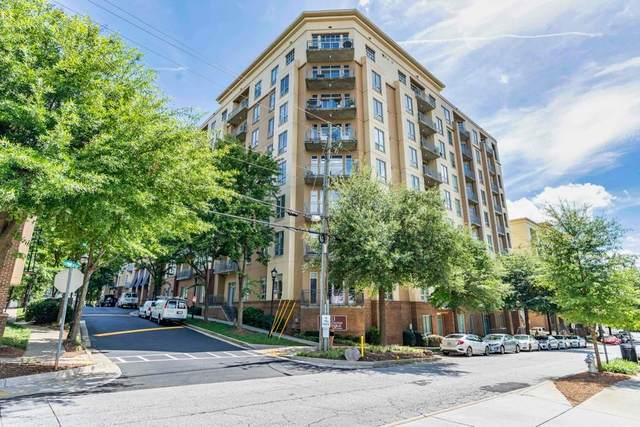 711 Cosmopolitan Drive NE #700, Atlanta, GA 30324 (MLS #6774157) :: Good Living Real Estate