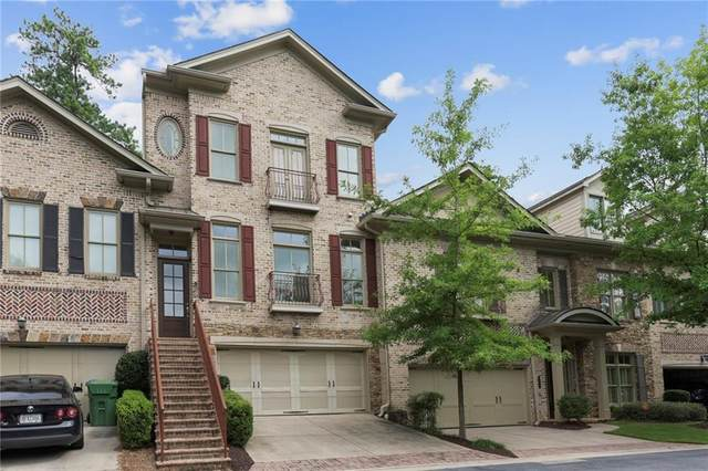 3066 Stone Gate Drive NE #3066, Atlanta, GA 30324 (MLS #6774170) :: North Atlanta Home Team
