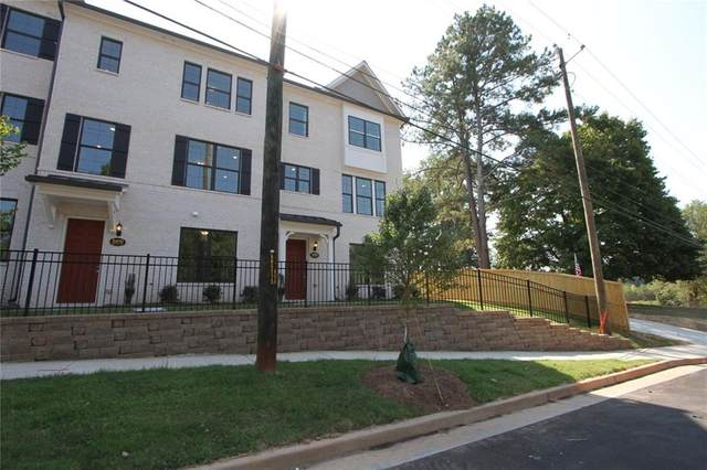 3460 Pickens Street #1, Duluth, GA 30096 (MLS #6774171) :: The Hinsons - Mike Hinson & Harriet Hinson