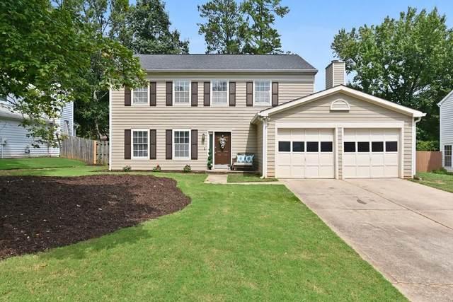 4890 Evergreen Valley Way, Alpharetta, GA 30022 (MLS #6774220) :: North Atlanta Home Team