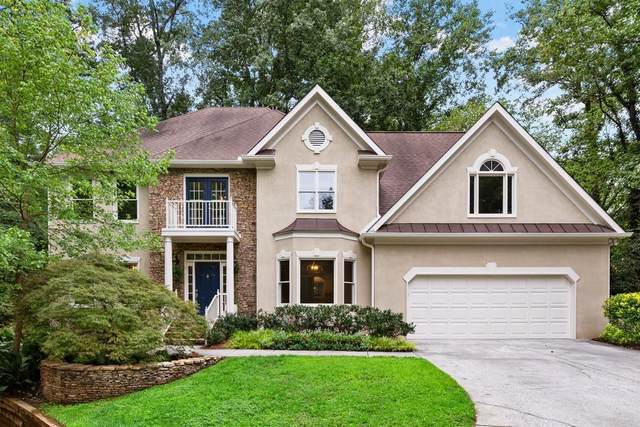 2840 Vinings Way SE, Atlanta, GA 30339 (MLS #6774231) :: Path & Post Real Estate