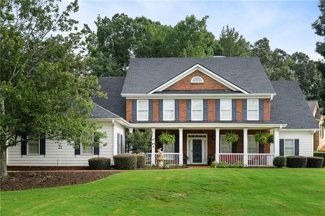 125 Carriage Station Drive, Lawrenceville, GA 30046 (MLS #6774239) :: Rock River Realty