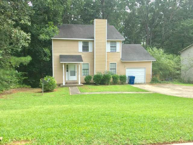 1356 Diplomat Drive, Riverdale, GA 30296 (MLS #6774277) :: North Atlanta Home Team