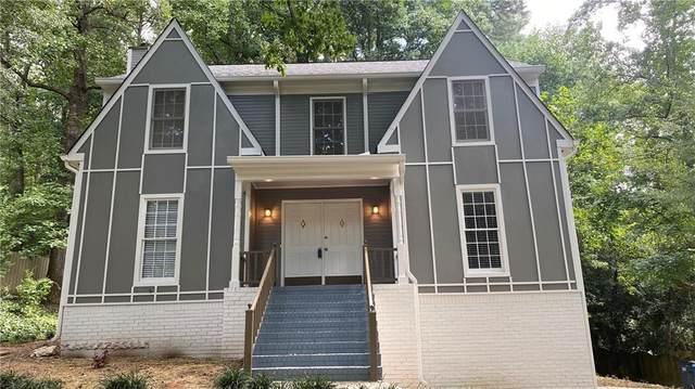 191 Saratoga Drive, Lawrenceville, GA 30044 (MLS #6774300) :: North Atlanta Home Team