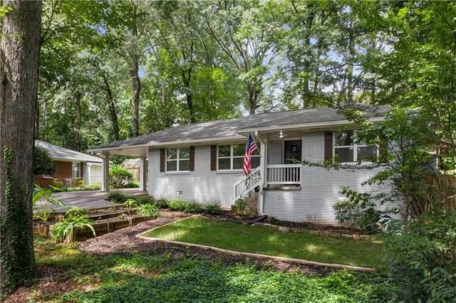 3260 North Druid Hills Road, Decatur, GA 30033 (MLS #6774306) :: North Atlanta Home Team