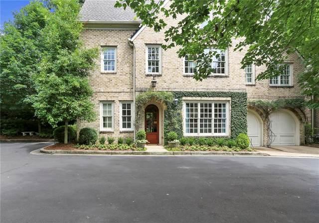 2070 Howell Mill #2 Road NW, Atlanta, GA 30318 (MLS #6774395) :: Tonda Booker Real Estate Sales