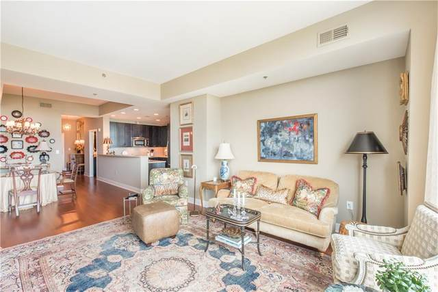 2795 Peachtree Road NE #1405, Atlanta, GA 30305 (MLS #6774413) :: KELLY+CO