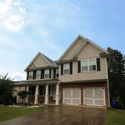 608 Hemlock Court, Villa Rica, GA 30180 (MLS #6774430) :: Tonda Booker Real Estate Sales