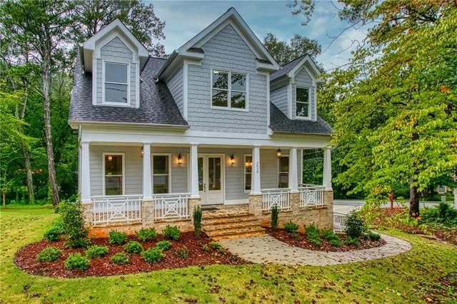 2648 Clairmont Road NE, Atlanta, GA 30329 (MLS #6774494) :: North Atlanta Home Team