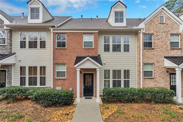5480 Glenridge View #2008, Sandy Springs, GA 30342 (MLS #6774499) :: Compass Georgia LLC