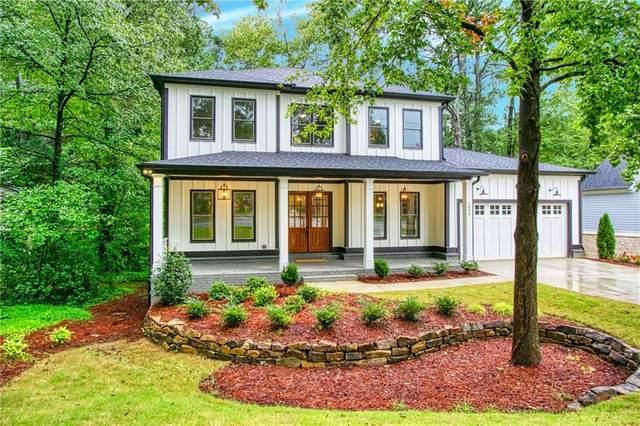 2638 Clairmont Road NE, Atlanta, GA 30329 (MLS #6774501) :: Tonda Booker Real Estate Sales