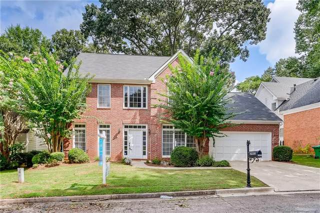 2402 Waterford Cove, Decatur, GA 30033 (MLS #6774512) :: The Hinsons - Mike Hinson & Harriet Hinson