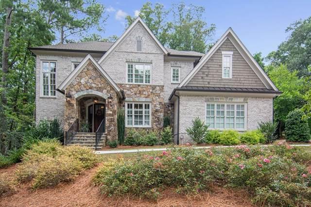 3282 Lenox Place NE, Atlanta, GA 30324 (MLS #6774514) :: The Butler/Swayne Team
