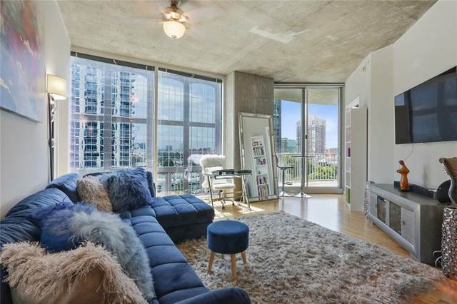 400 W Peachtree Street NW #906, Atlanta, GA 30308 (MLS #6774670) :: Vicki Dyer Real Estate