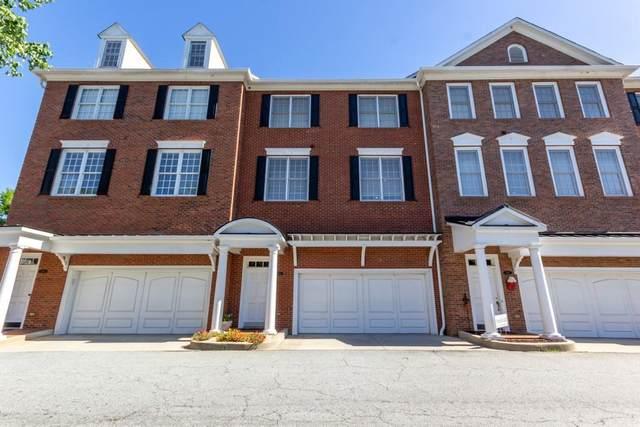 1284 W Spring Street SE, Smyrna, GA 30080 (MLS #6774724) :: North Atlanta Home Team