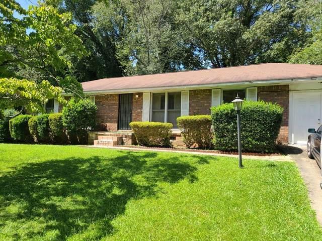 1447 Colony East Circle, Stone Mountain, GA 30083 (MLS #6774735) :: RE/MAX Prestige