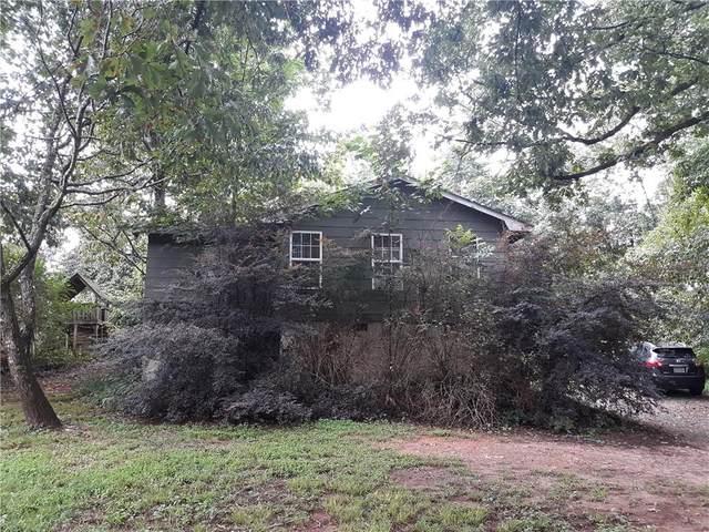 2920 Maverick Trail, Gainesville, GA 30507 (MLS #6774745) :: The Heyl Group at Keller Williams