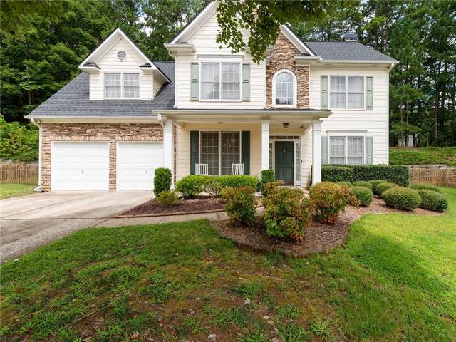 42 Skyview Point, Dallas, GA 30157 (MLS #6774863) :: The Cowan Connection Team