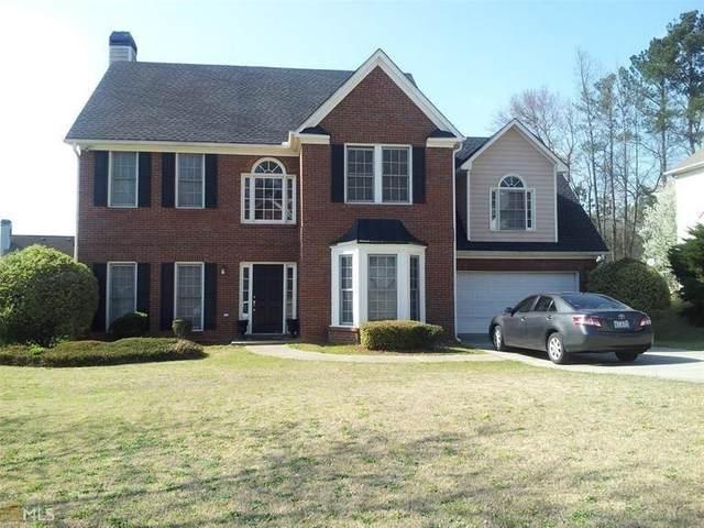 7458 Crescent Bend Cove #08, Stone Mountain, GA 30087 (MLS #6774875) :: North Atlanta Home Team