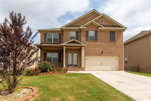 310 Brittney Cove, Loganville, GA 30052 (MLS #6774953) :: The Heyl Group at Keller Williams