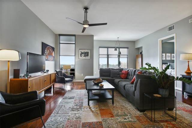 565 Peachtree Street NE #1110, Atlanta, GA 30308 (MLS #6775006) :: Good Living Real Estate