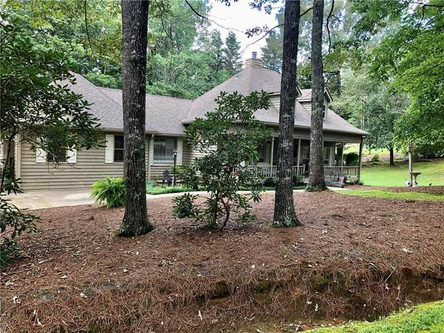 550 Westwoods Drive, Ellijay, GA 30540 (MLS #6775012) :: The Cowan Connection Team