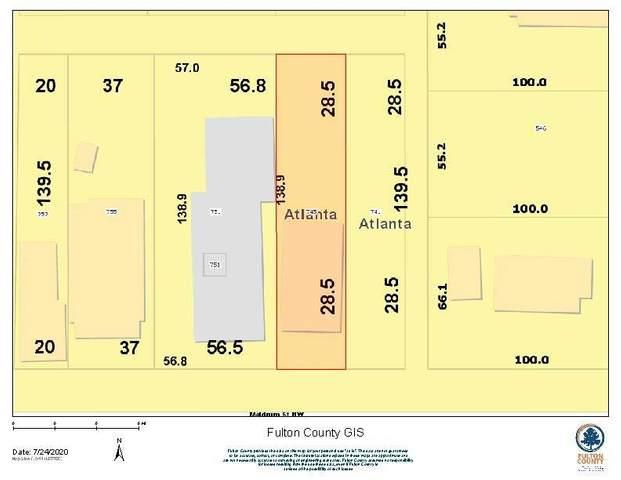 745 Meldrum Street NW, Atlanta, GA 30318 (MLS #6775016) :: The Hinsons - Mike Hinson & Harriet Hinson