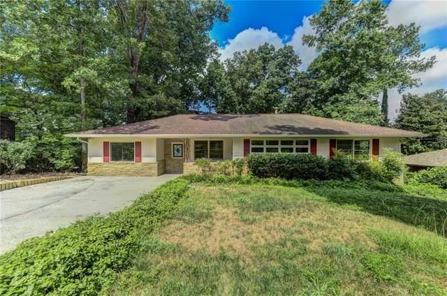 386 Robin Lane, Marietta, GA 30067 (MLS #6775018) :: North Atlanta Home Team
