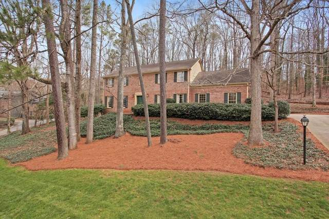 9370 Huntcliff Trace, Sandy Springs, GA 30350 (MLS #6775098) :: North Atlanta Home Team