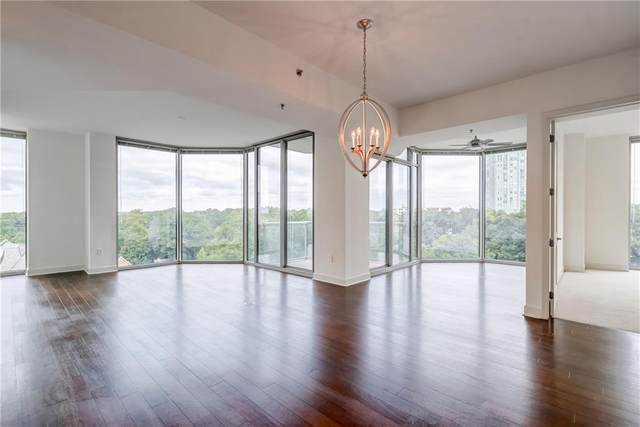 2795 Peachtree Road NE #901, Atlanta, GA 30305 (MLS #6775102) :: KELLY+CO