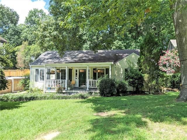 1940 Northside Drive NW, Atlanta, GA 30318 (MLS #6775104) :: RE/MAX Prestige