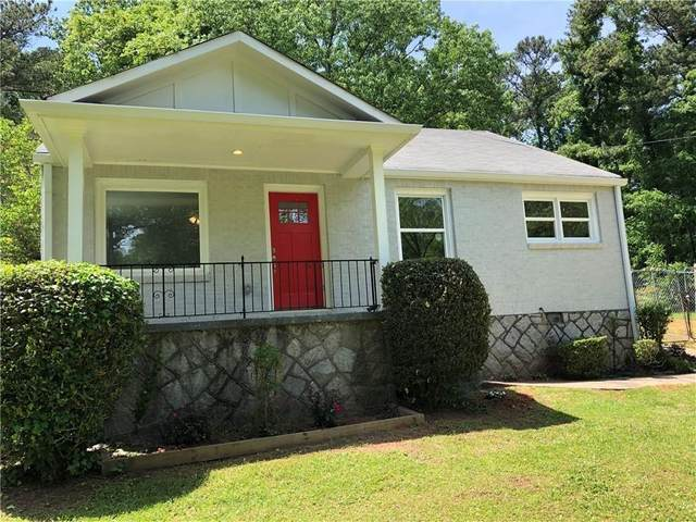 1397 Dodson Drive SW, Atlanta, GA 30311 (MLS #6775151) :: The Heyl Group at Keller Williams