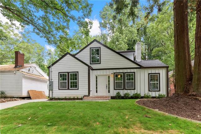 1741 Derry Avenue SW, Atlanta, GA 30310 (MLS #6775196) :: Tonda Booker Real Estate Sales