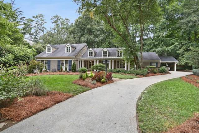 415 Valley Road NW, Atlanta, GA 30305 (MLS #6775256) :: Good Living Real Estate