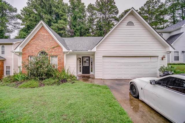 718 Shore Drive, Lithonia, GA 30058 (MLS #6775271) :: The Hinsons - Mike Hinson & Harriet Hinson