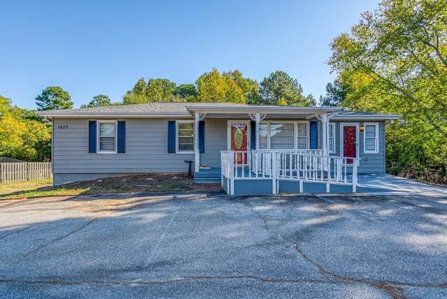 1227 Braselton Highway, Lawrenceville, GA 30043 (MLS #6775306) :: The Butler/Swayne Team
