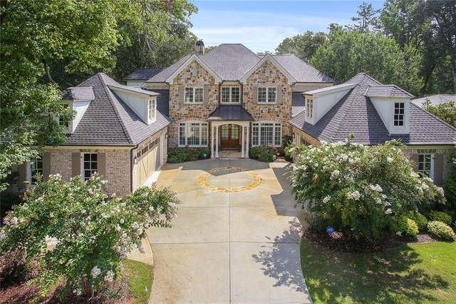 4685 Lake Forrest Drive, Atlanta, GA 30342 (MLS #6775364) :: The Heyl Group at Keller Williams