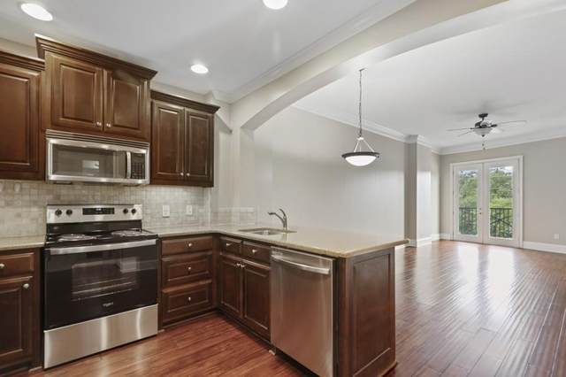 2277 Peachtree Road NE #408, Atlanta, GA 30309 (MLS #6775395) :: Good Living Real Estate