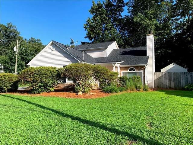 105 Hillcrest Drive, Canton, GA 30115 (MLS #6775422) :: Keller Williams