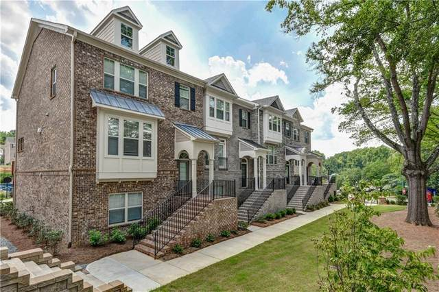 1751 Samantha Bend #73, Chamblee, GA 30341 (MLS #6775445) :: Path & Post Real Estate