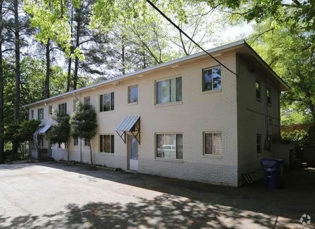 1978 NE Wellbourne Drive NE, Atlanta, GA 30324 (MLS #6775468) :: Good Living Real Estate