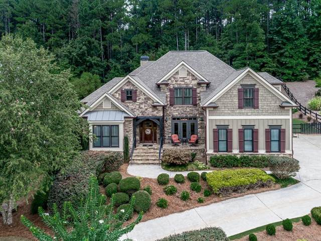 260 Red Hawk Way, Dallas, GA 30132 (MLS #6775492) :: North Atlanta Home Team