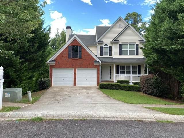 195 Berkley Drive, Villa Rica, GA 30180 (MLS #6775580) :: North Atlanta Home Team