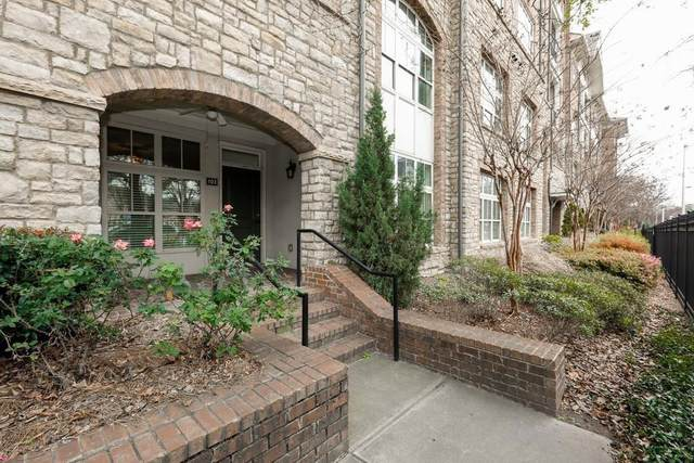 625 Piedmont Avenue NE #104, Atlanta, GA 30308 (MLS #6775600) :: Thomas Ramon Realty