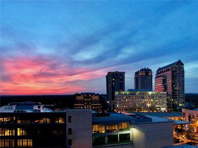 250 Pharr Road NE #1009, Atlanta, GA 30305 (MLS #6775618) :: North Atlanta Home Team