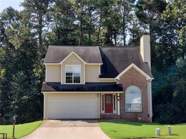 210 Paris Drive, Lawrenceville, GA 30043 (MLS #6775659) :: North Atlanta Home Team