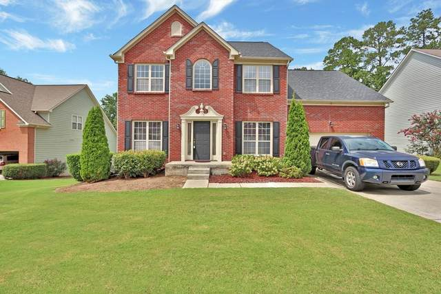 1461 Adair Hill Court, Dacula, GA 30019 (MLS #6775690) :: RE/MAX Prestige