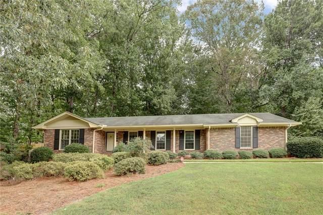 2221 Dartford Drive, Dunwoody, GA 30338 (MLS #6775710) :: North Atlanta Home Team