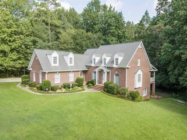 2552 Abbey Ridge Road SW, Conyers, GA 30094 (MLS #6775719) :: North Atlanta Home Team