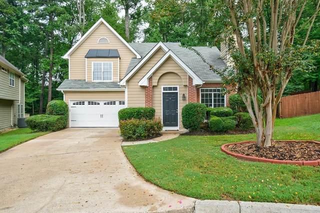 1430 Millstone Drive, Alpharetta, GA 30004 (MLS #6775742) :: North Atlanta Home Team